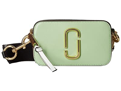 Marc Jacobs Snapshot (Mint Multi) Handbags