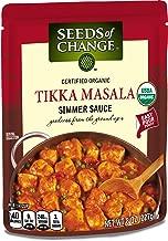 SEEDS OF CHANGE Tikka Masala Simmer Sauce, 8.0oz