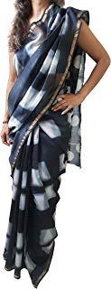 Mehrunnisa BAGRU MAHESHWARI Cotton Silk Saree with Blouse Piece from Jaipur