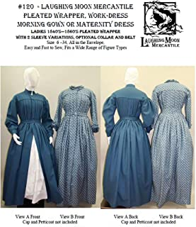 old west dress patterns
