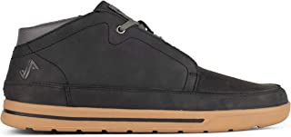 Phil Chukka - Men's Casual Leather Mid-Top