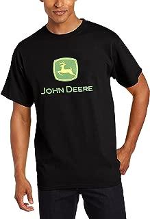 John Deere Men's Trademark Logo Core Ss Tee