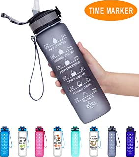water bottle that tracks how much water you drink