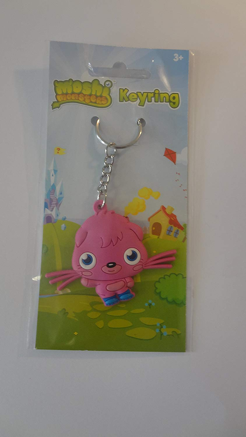 Mind Cey - Porta avi con Diavlo, personaggio di Moshi Monsters