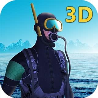 Deep Ocean Scuba Diving Simulator