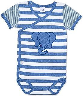 Sanetta Body para beb/é sin mangas en pack doble de algod/ón org/ánico