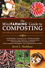 The Mini Farming Guide to Composting: Self-Sufficiency from Your Kitchen to Your Backyard Kindle Edition