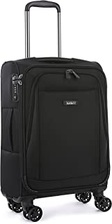 Antler Business 300 B1 4W Mobile Office Laptop Roller Case, Black, 4172124271