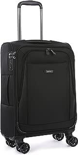 Antler Business 300 B1 4W Mobile Office Laptop Roller Case, Black, 4172124271