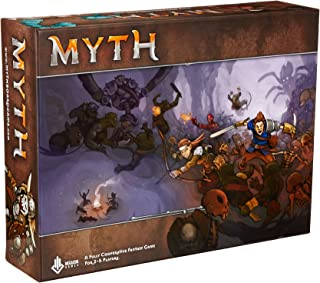 Myth Board Game