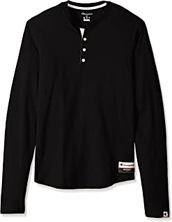 Men's Authentic Originals Long Sleeve Henley