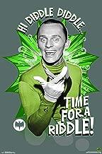 Trends International DC Comics Batman TV Series-Riddler Wall Poster, 22.375