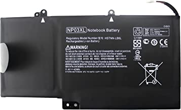 Best hp envy 15 u011dx battery Reviews