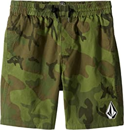 Deadly Stones Shorts (Big Kids)