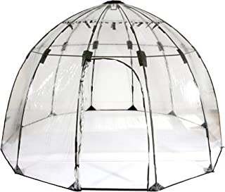 geodesic dome greenhouse polycarbonate