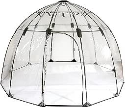 Tierra Garden 50-2510 Haxnicks Garden Sunbubble Greenhouse, Large