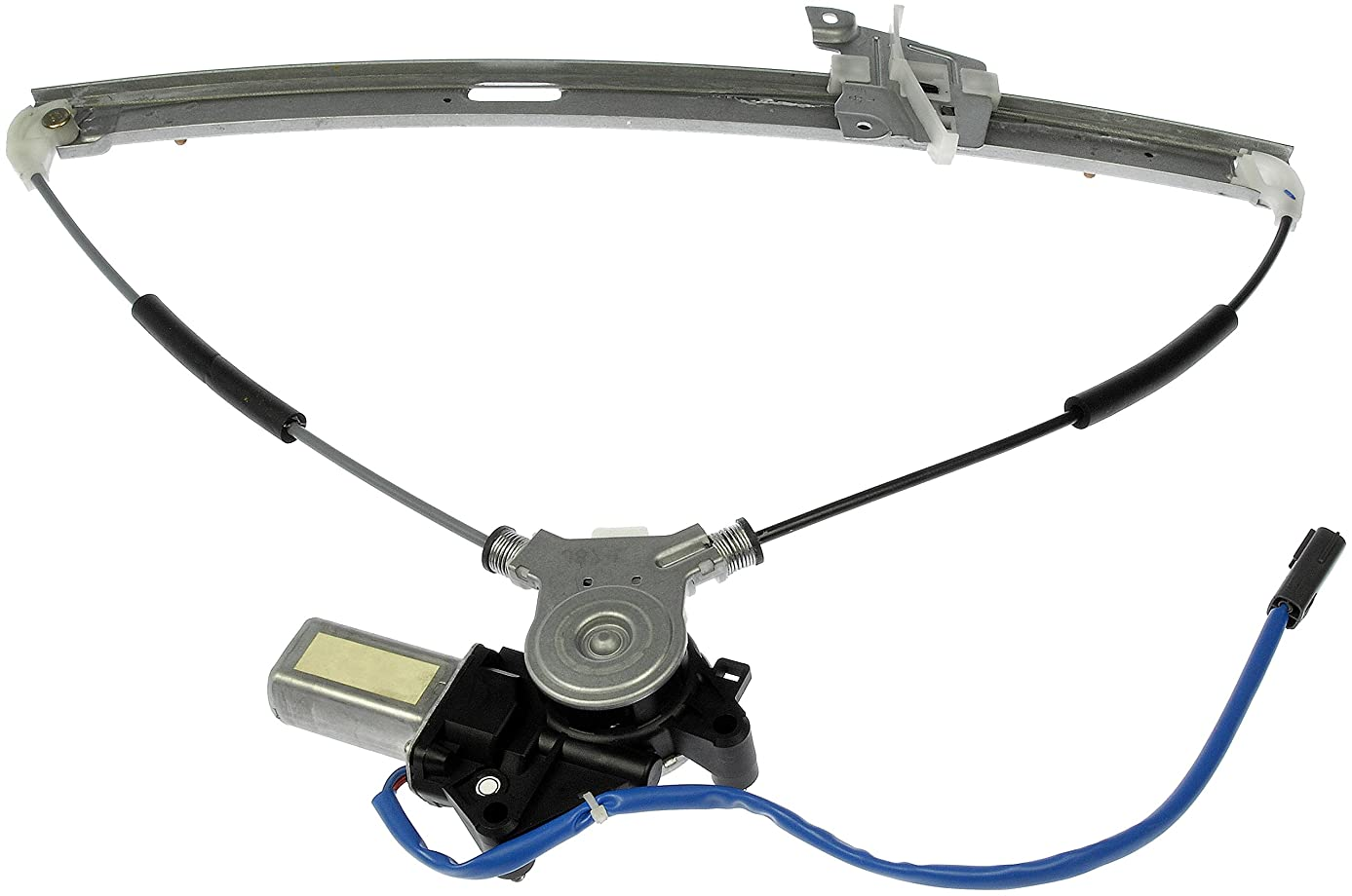 Dorman 741-604 Front Driver Side Replacement Power Window Regulator with Motor for Ford Escape/Mercury Mariner
