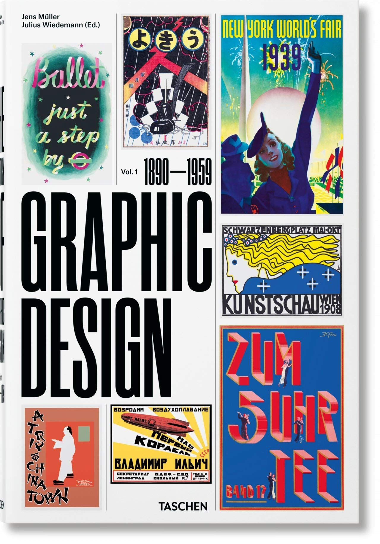 Download The History Of Graphic Design. Vol. 1, 1890–1959: VA (XX Format) 