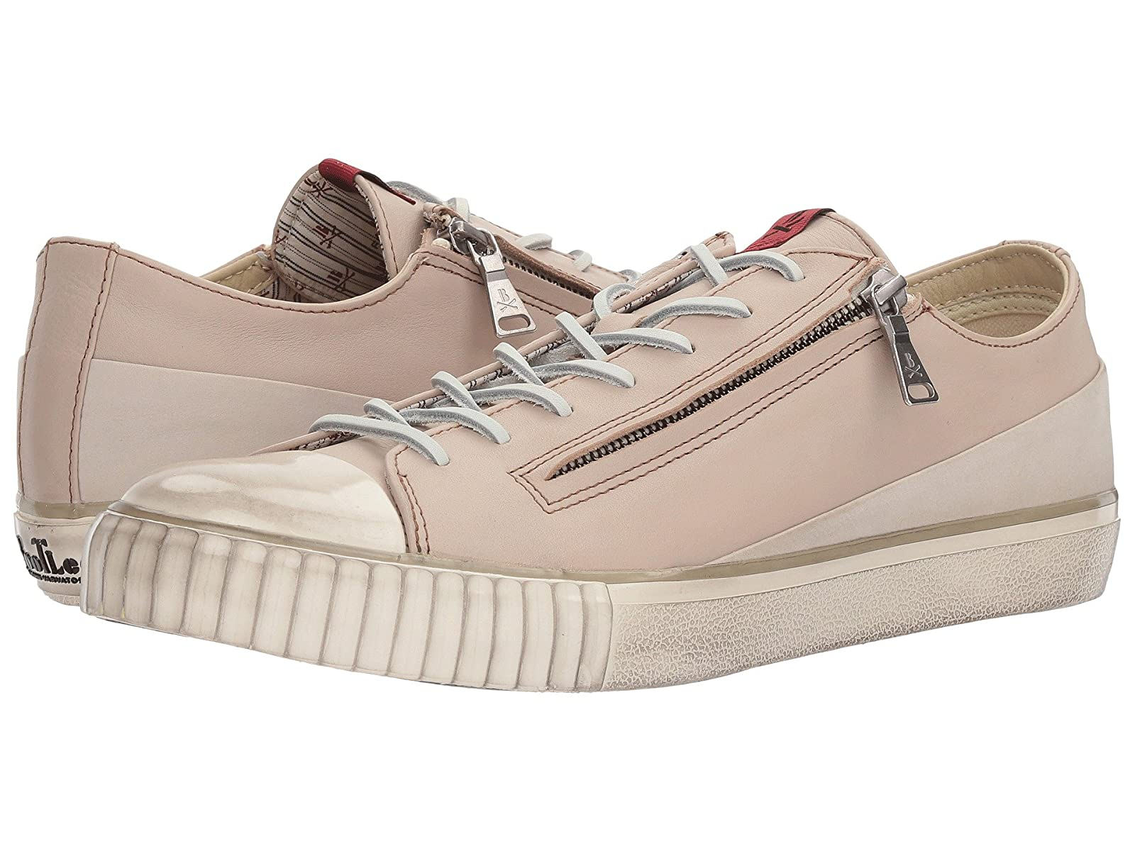 John Varvatos Double Zip Low TopAtmospheric grades have affordable shoes