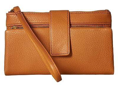 Hobo Milo (Whiskey) Wristlet Handbags