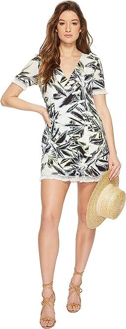 Ocean Palm Dress
