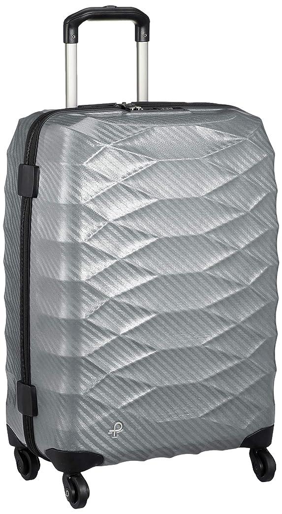 動機告発換気する[プロテカ] スーツケース 日本製 エアロフレックスライト 3年保証付 サイレントキャスター 保証付 53L 57 cm 2kg