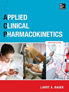 Applied Clinical Pharmacokinetics 3/E (English Edition)