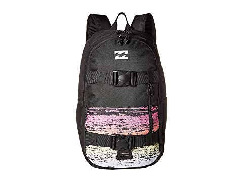 Billabong Multi Command Black Skate Pack fx7fqvSrw
