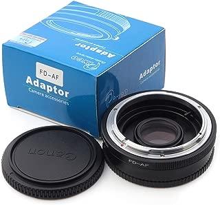 a99 SLT-A68 Alpha A65 II T-2 T2-AF Adaptador De Montaje Anillo para AF Sony a99II A77