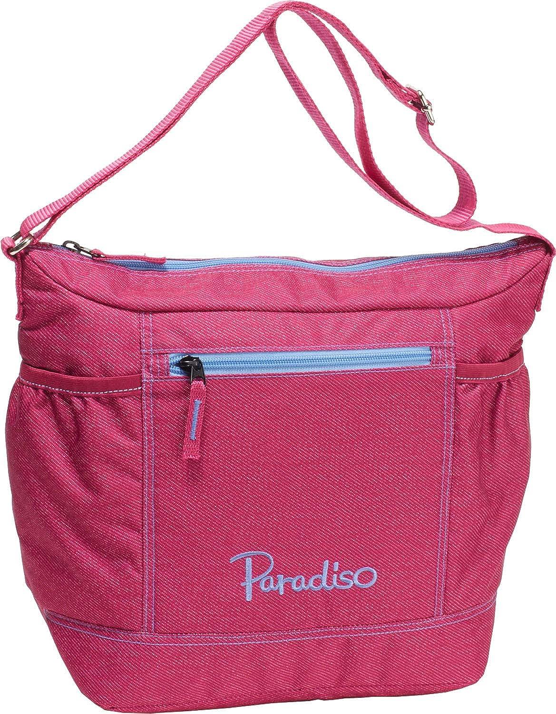 パラディーゾテニス(Paradiso Tennis) テニス用 バッグ ショルダーバッグ TAA872 レッド(RD)