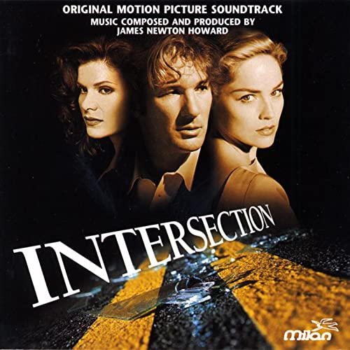 Intersection (Original Motion Picture Soundtrack) by James Newton