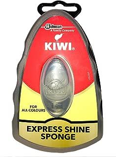 Kiwi Express Shoe Shine Sponge, neutral 0.2 fl oz