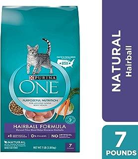 Purina ONE Hairball Formula Adult Dry Cat Food