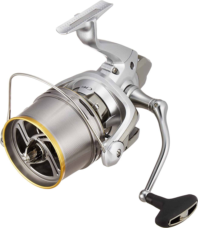 Shimano Reel Spinning Reel Throwing Fishing 18 surf Leader CI 4 + 35 microfine