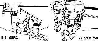 Ez Steer Ez-30002 O/b Conn.kit Merc Alpha 1 Stan