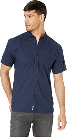 Index Short Sleeve Button Up
