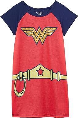 Wonder Woman Nightgown (Little Kids/Big Kids)