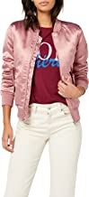 Urban Classics Ladies Satin Bomber Jacket Chaqueta para Mujer