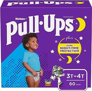 Sponsored Ad - Pull-Ups Night-Time Boys` Training Pants, 3T-4T, 60 Ct