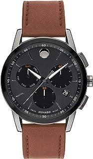 ساعة بسوار قياس 43 ملم للرجال من موفادو (الموديل 0607290)