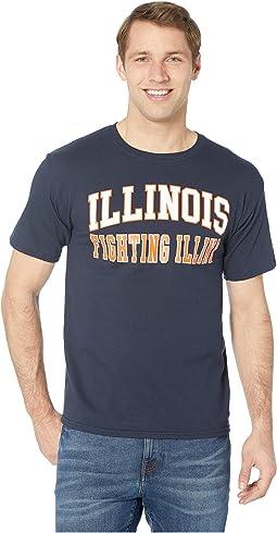 Illinois Fighting Illini Jersey Tee