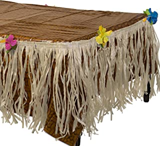 Amscan Luau Party Table Decorating Kit