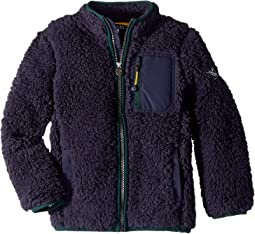 Sherpa Zip Through Fleece (Toddler/Little Kids/Big Kids)