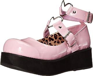 Demonia Women's SPR02/BPPT Fashion Sneaker