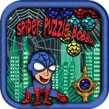 Amazing Spider Puzzle Bobble