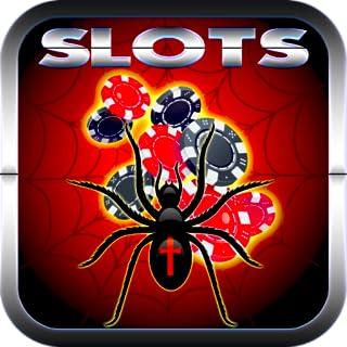 Black Spider Slots Dark Web Free Slots HD Slot Machine Games Free Casino Games for Kindle Fire HDX Tablet Phone Slots Offline