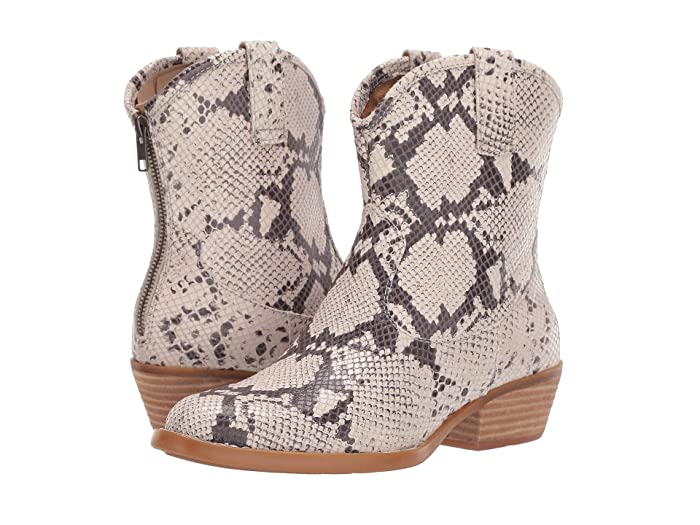 Born  Wynd (White Snake Print) Womens  Boots