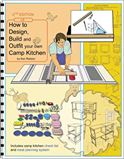 How to Design, Build and Outfit Your Own Camp Kitchen: Chuck Box Design and Construction Illustrated