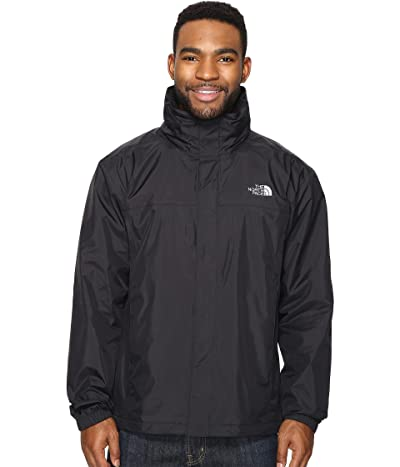 The North Face Resolve 2 Jacket (TNF Black/TNF Black) Men