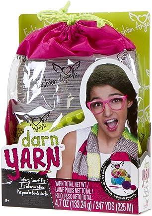 featured product Fashion Angels Darn Yarn Infinity Scarf